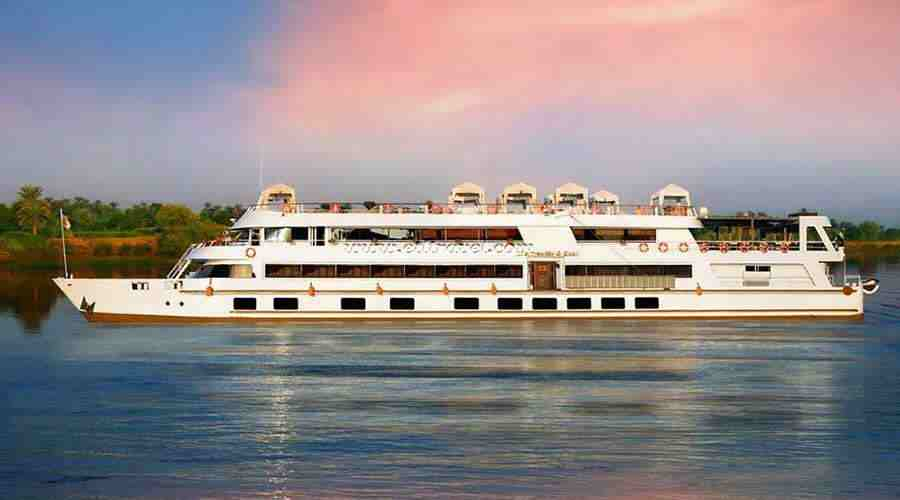 Sun Boat III Nile cruise