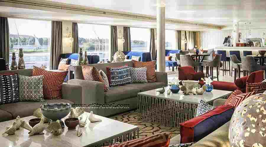 Sun Boat IV Nile cruise