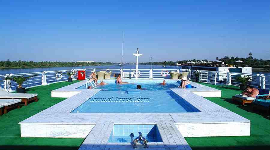 Sunray Nile cruise