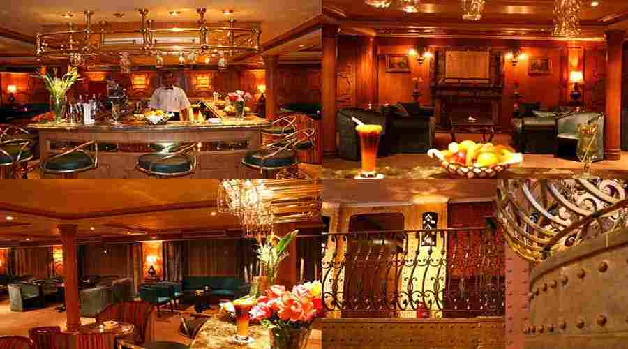 Tivoli Nile cruise