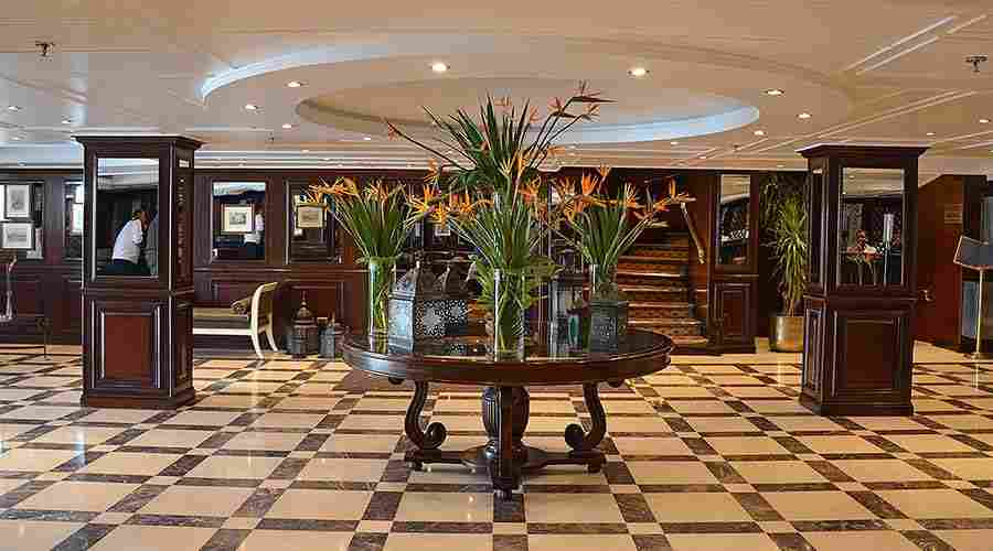 Tosca Nile cruise
