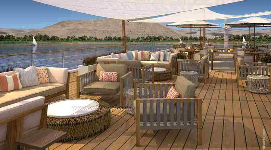 Viking Ra Nile cruise