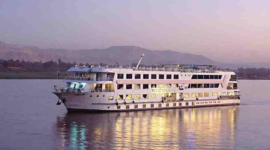 Vittoria Nile cruise