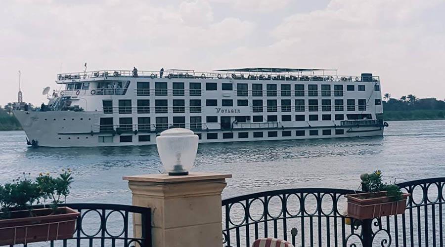 Voyager Nile cruise