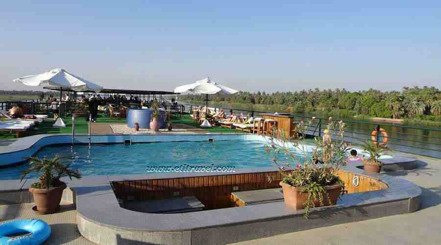 Zeina Nile cruise booking, prices, reviews, itineraries