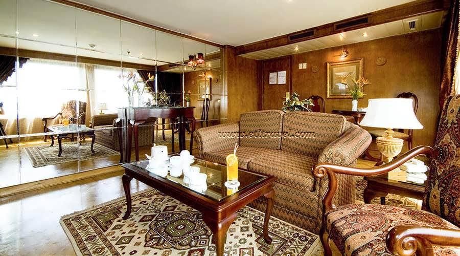 Terramar Nile cruise