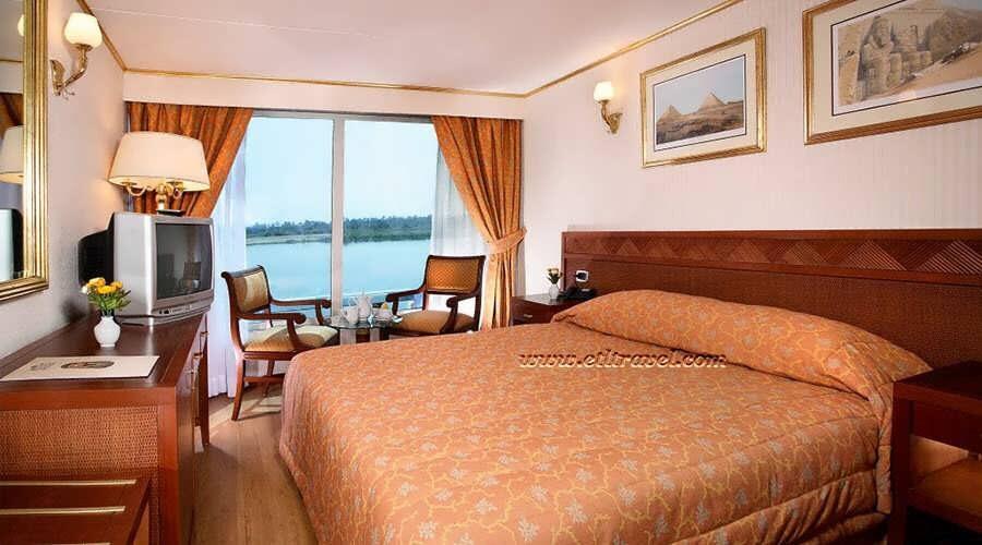 Ti Yi Nile cruise