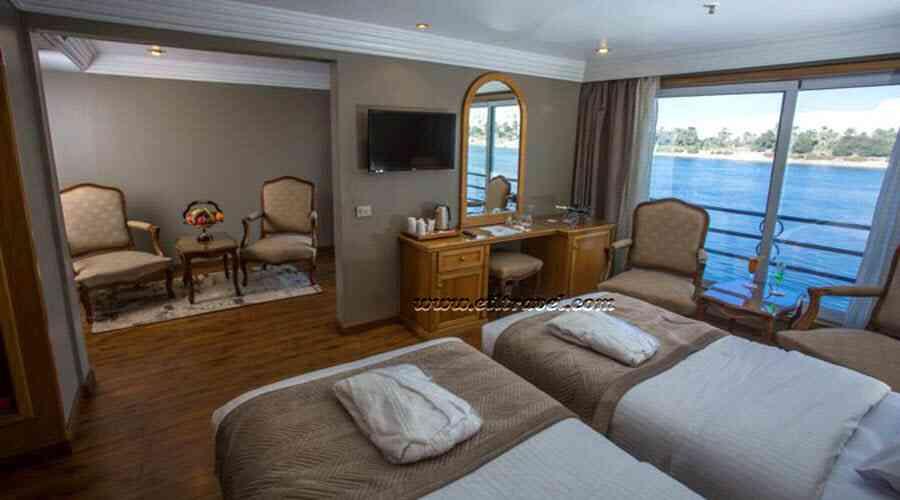 A Sara Nile cruise