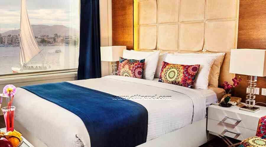 Acamar Nile cruise