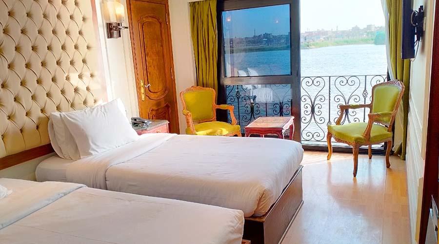 Adonis Nile cruise 3 nights tour