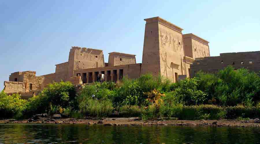 7 day Nile cruise tour