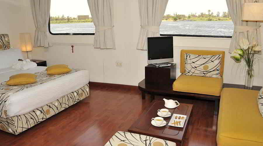 Alexander The Great Nile cruise
