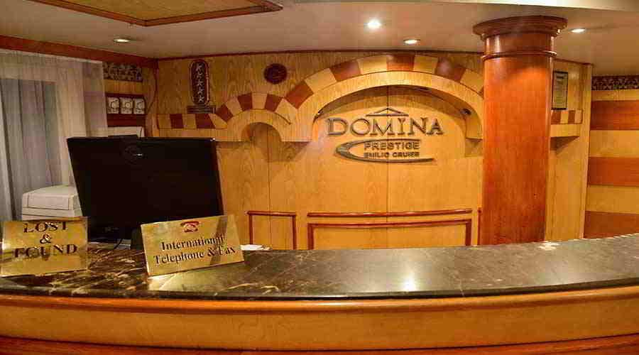 Domina Prestige Emilio Nile cruise