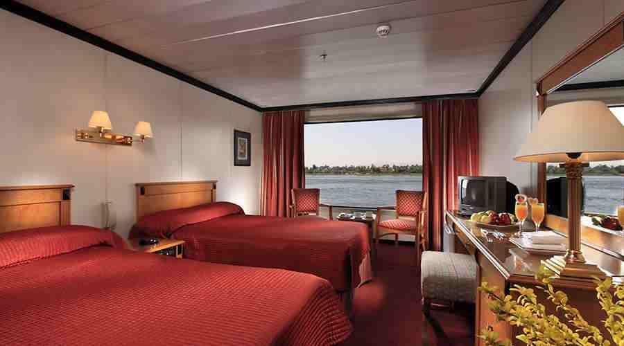 Jaz Royale Nile cruise