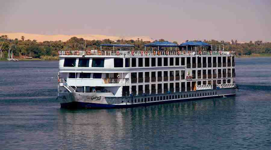 Egypt Nile cruises and hotels
