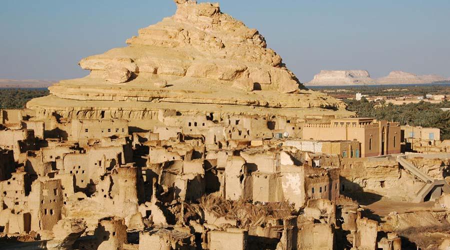 Shali Fortress Siwa Oasis