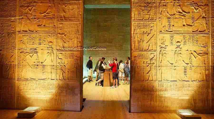 4 day Nile cruise tour