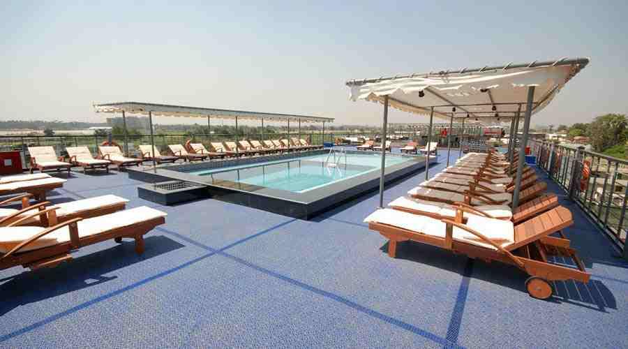 4 days Nile cruises