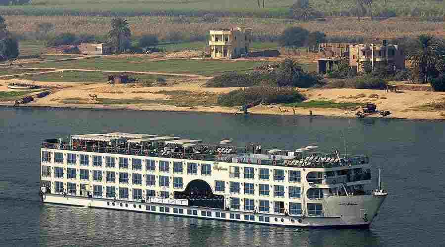 3 night Nile cruise tour