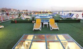 5 day Nile cruise tour