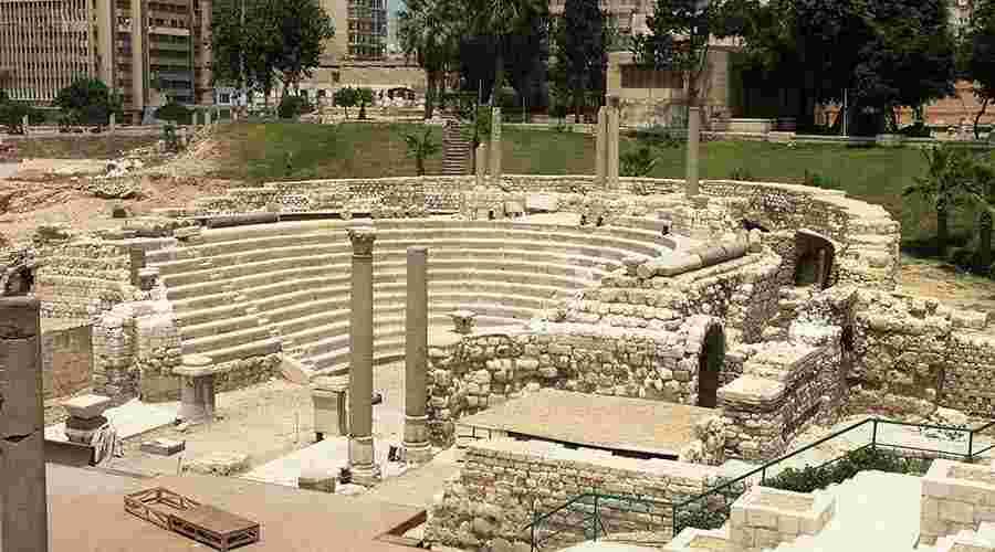 Days Egypt tour Cairo Alexandria