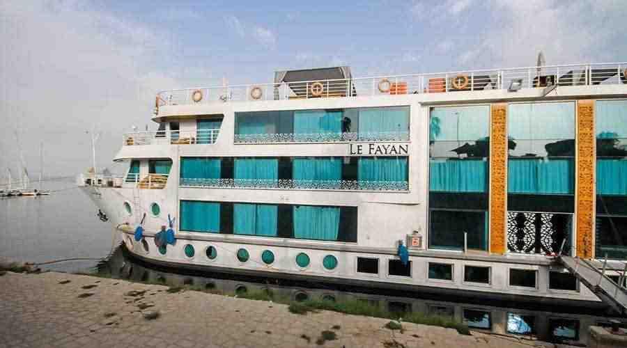 6 nights Nile cruise tour Egypt