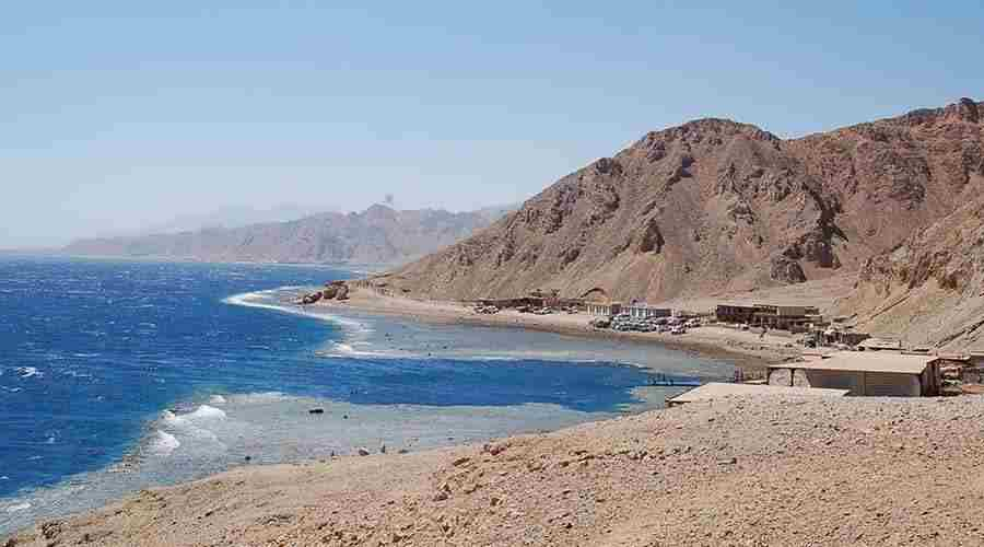 Abu Galum Safari Blue Hole day tour
