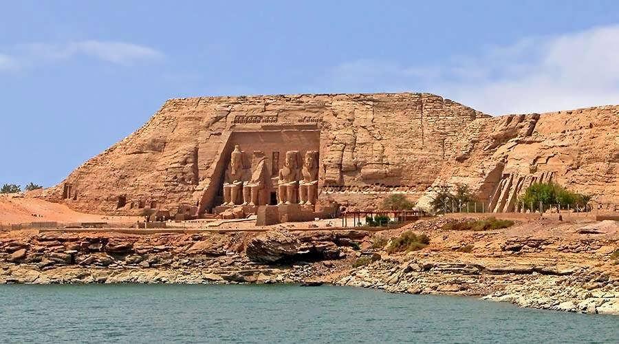 Abu Simbel temples day tour from Aswan