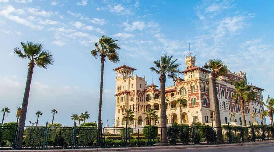 Cairo Alexandria Fayoum tour