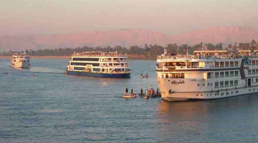 Egypt Nile cruise tour Cairo Alexandria