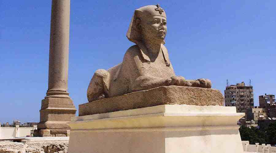 6 day Cairo Alexandria Luxor tour
