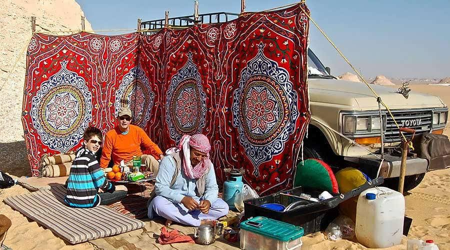Cairo Bahariya White Desert Safari tour