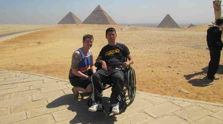 Cairo Nile cruise Accessible tour