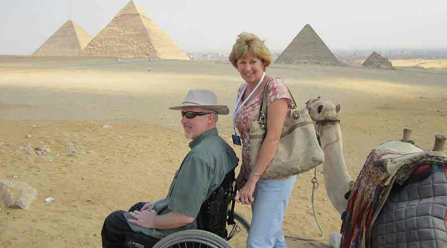 Cairo Accessible tour