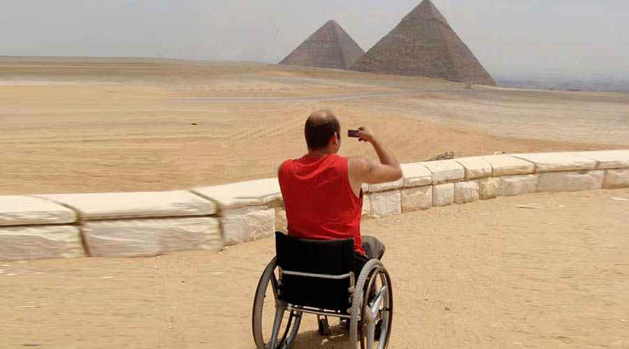 Cairo Nile cruise Handicapped tour