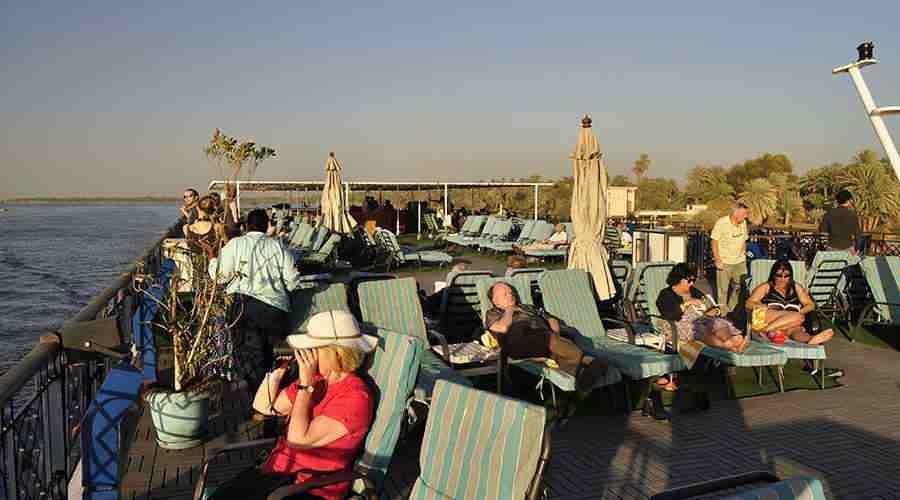 Cairo Nile cruise tour
