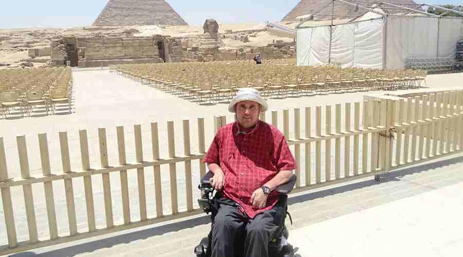 Cairo Luxor Hurghada Accessible tour