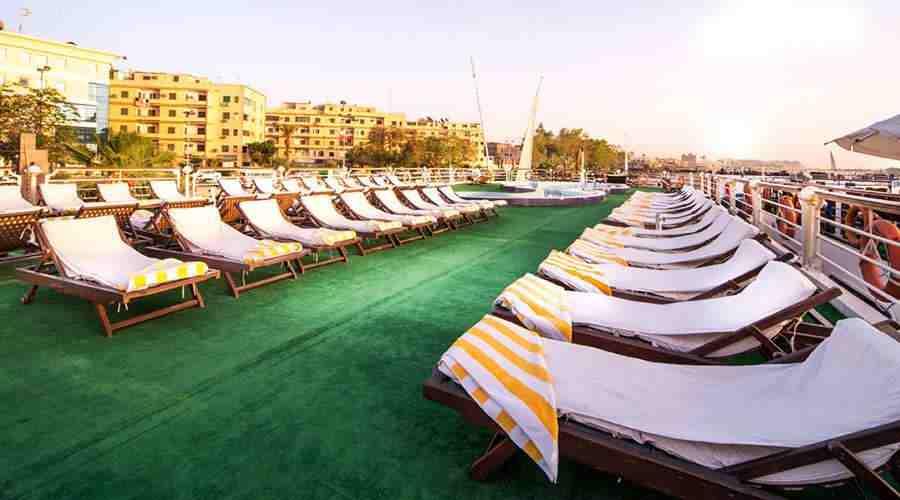 3 night Nile cruise touring
