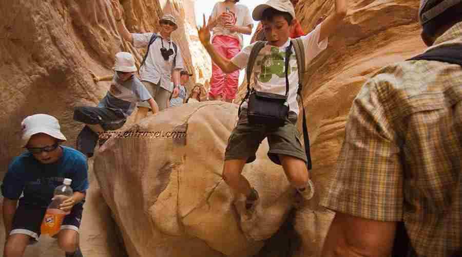 Colored Canyon Safari tour
