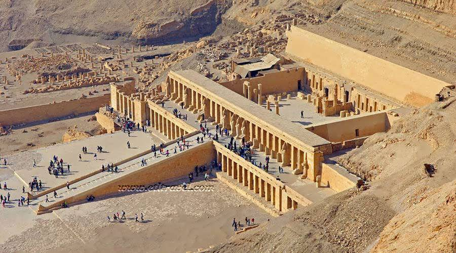 Egypt tours from Netherlands