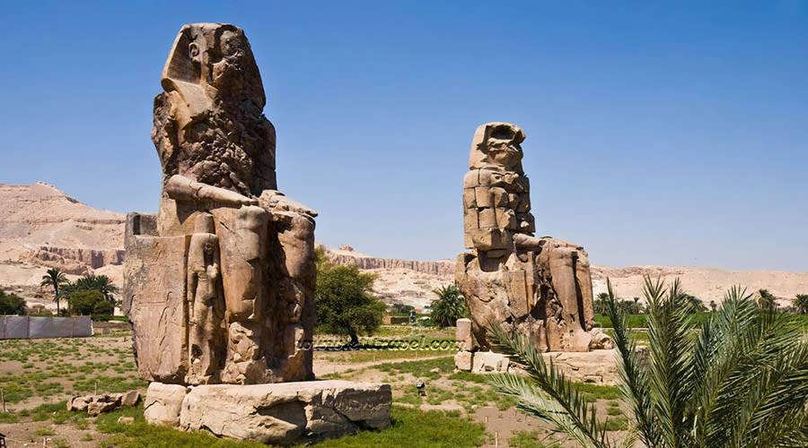 Egypt tours from Norway