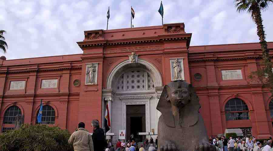 Egypt tours from Taiwan