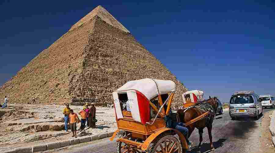Egypt tours from Uruguay