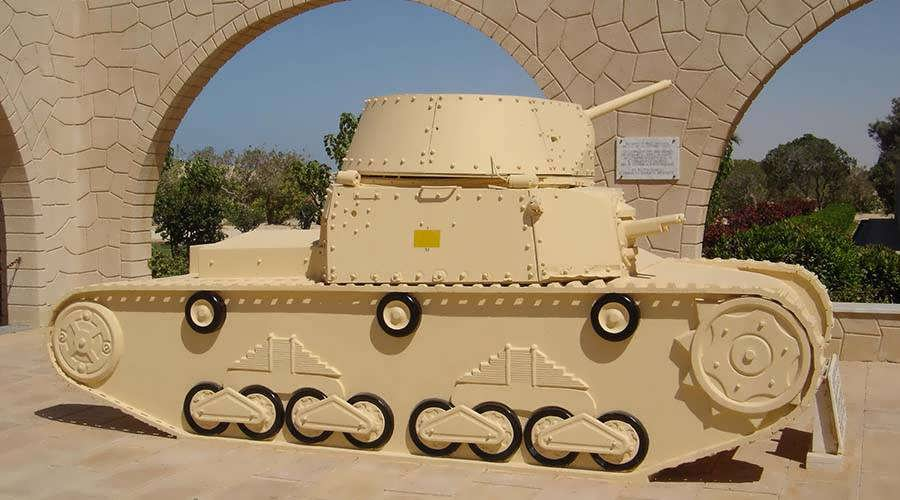 El Alamein tour from Alexandria
