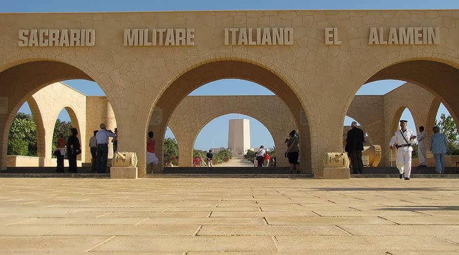 El Alamein tour from Alexandria