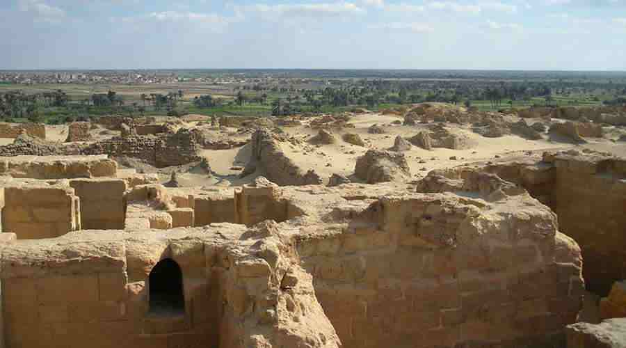 Fayoum tour from Cairo