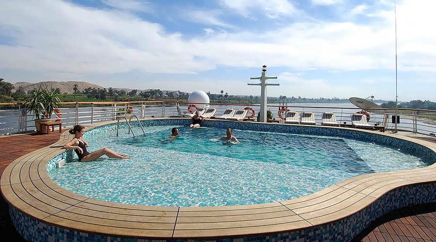 Friday Nile cruise
