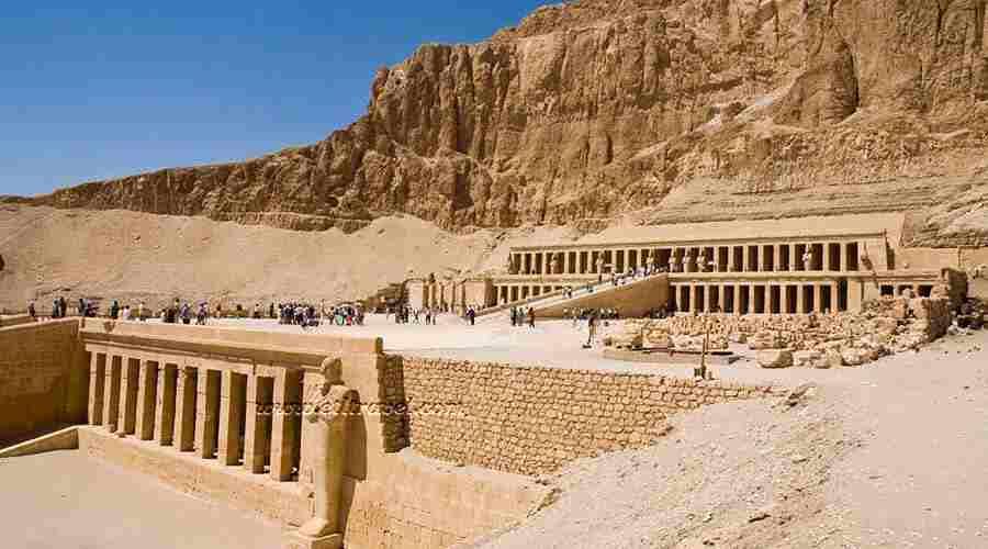 Full day tour in Luxor Egypt