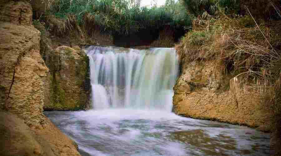 Hiking Safari trip St Abraam Monastery Fayoum