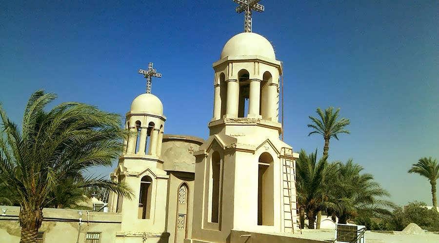 Holy Family Journey Egypt